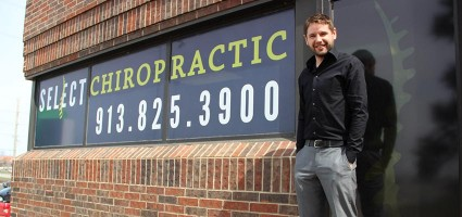 Overland Park Chiropractor, Dr. Kadolph believes that your greatest wealth is your health.